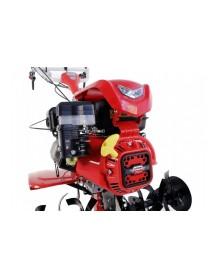 Motocultor LONCIN LC1200 (2+1) 8CP cu roti 4.00-8 +plug+rarita+roti metalice