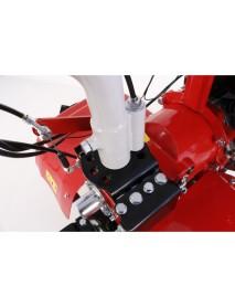 Motocultor LONCIN LC1200 (3+1) 8CP cu roti 4.00-8 + plug +rarita +roti metalice