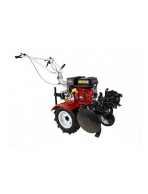 Motocultor Loncin LC750 7CP Eco cu roti 4.00-8 +plug + rarita +roti metalice