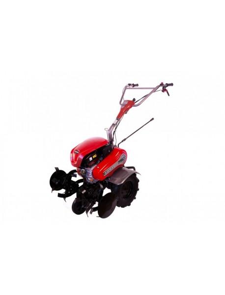 Motocultor LONCIN LC750 7CP + roti 4.00-8 +plug + rarita +prasitoare +roti metalice