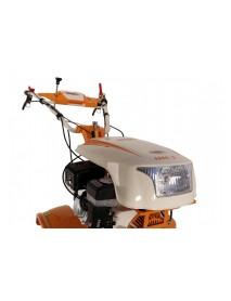 Motocultor O-MAC NEW 1000-S 8CP cu roti 4.00-8 + plug +rarita