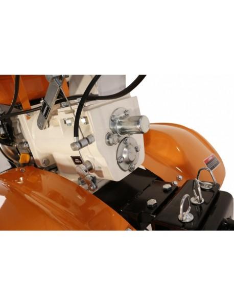 Motocultor O-MAC NEW 1000-S 8CP cu roti 4.00-8 +plug reversibil