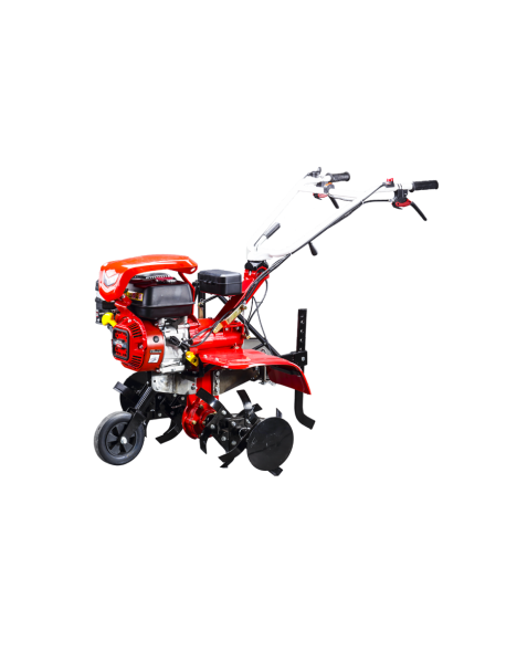 Motocultor Loncin LC850 7CP cu roti 4.00-8 +plug + rarita +roti metalice