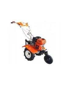 Motocultor O-MAC NEW 750 Eco 7CP cu roti 4.00-8 + plug + rarita +roti metalice