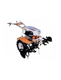 Motocultor O-Mac NEW 1350-S 13 CP cu diferential si roti 6.5-12