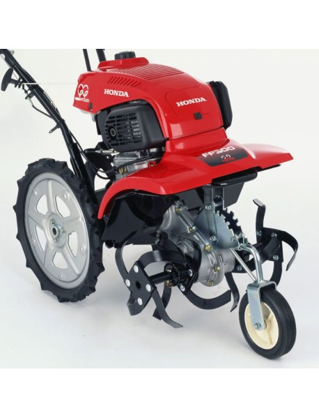 Motocultor Honda FF300 K1 DET2,latime lucru 41cm si roti transport posterioare