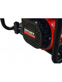 Motopompa de apa ROTAKT ROMP3248, capacitate combustibil: 3.6 L, capacitate cilindrica: 196 cmc, putere maxima motor: 6.5 CP