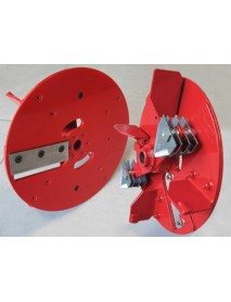 Tocator de crengi R95EHP3 cu motor electric