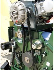 Tocator de crengi R225BHHP13AEN cu motor Honda GX390 si pornire electrica