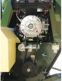 Tocator de crengi R330D35LON cu motor diesel Kohler 35cp