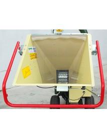 Tocator de crengi R240BHHP13 cu motor Honda GX390 si carucior de transport
