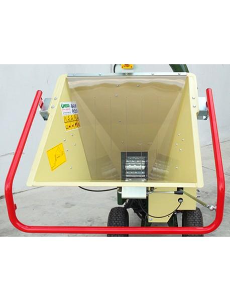 Tocator de crengi R185BHHP13 cu motor Honda GX390 si pornire electrica