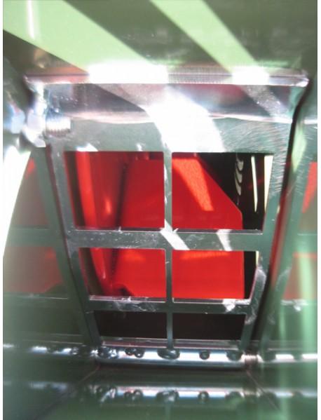 Tocator de crengi R95BHHP9 cu motor Honda GX270