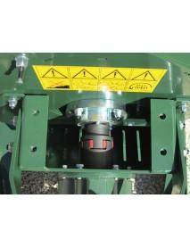 Tocator de crengi R130BHHP55 cu motor Honda GX160
