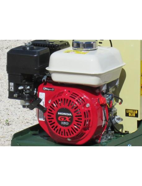 Tocator de crengi R95BHHP55 cu motor Honda GX160