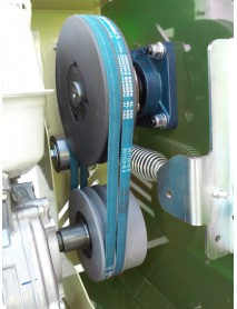 Tocator de crengi R185BHHP13 cu motor Honda GX390