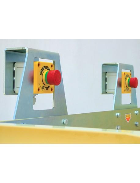 Tocator de crengi C13B27ON cu motor pe benzina Kohler