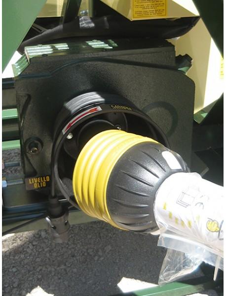 Tocator de crengi R255T actionat de priza tractorului