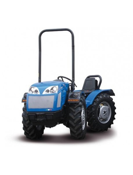 Tractor BCS INVICTUS K400 AR - Articulat, motor diesel  KUBOTA 26,2 KW/35,6 HP, 12 viteze mecanice, ridicător hidraulic