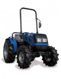 Tractor BCS VIVID 400 DT, motor DIESEL LOMBARDINI 25.5 KW/35 CP, blocaj diferențial posterior, servo direcție, greutate: 890 kg