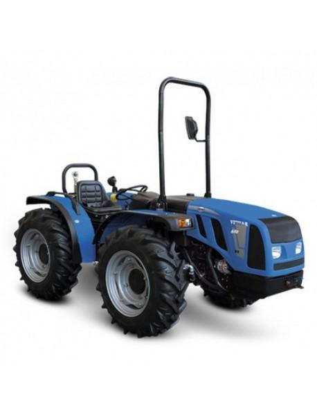 Tractor BCS VITHAR K105 RS, roti viratoare, motor DIESEL KUBOTA V3800 CR-T-E48, 32 viteze mecanice: 16 înainte și 16 în revers, servodirecție