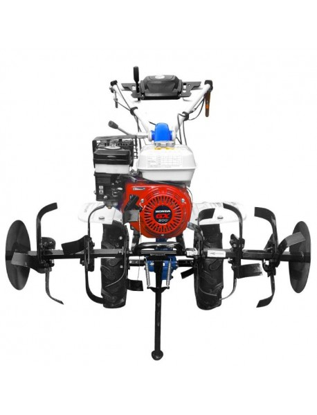 Motosapa AGT 7580 Premium cu motor Honda GX200 ,6,5 CP cu carcasa transmie fonta ,2+1 viteze