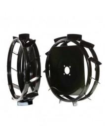 Roti metalice BCS 49cm, diametrul rotilor: 49cm