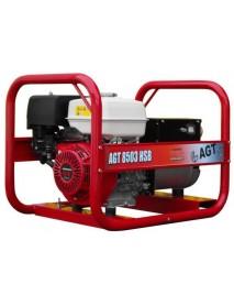 Gnerator de curent trifazat AGT 8503 HSB  8KVA cu motor honda