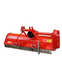 Tocator vegetal/mulcer model ET cu deplasare laterala manuala pentru tracoare putere 40-70cp
