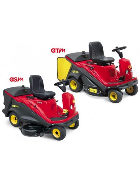 TRACTORAS DE GAZON GIANNI FERRARI GTM155 CU MOTOR BRIGGS&STRATTON 15,5CP