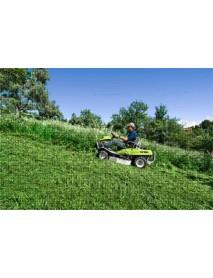 Tractoras de tuns/tocat iarba, Grillo Climber 7.18