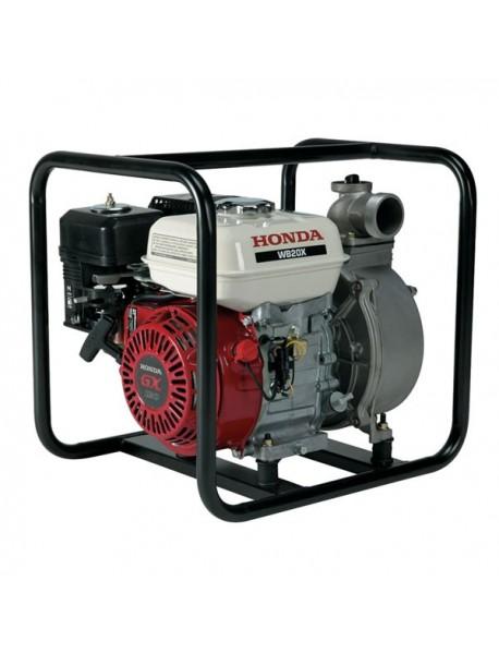 Motopompa Honda pentru apa curata si semimurdara 2'' ,WB20XT3 cu motor GX120